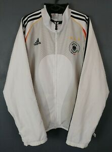MEN'S ADIDAS GERMANY NATIONAL 2006 WORLD CUP JACKET SOCCER FOOTBALL SIZE L 44/46