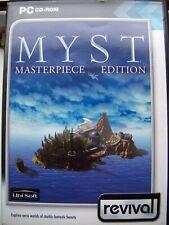 Myst Masterpiece Edition --- PC CD --- neuwertig