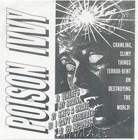 """POISON IVVY Where´s my brain 7"""" Vinyl (1997 Empty) neu!"""