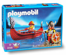 Playmobil Wikinger-Boote