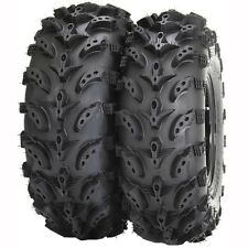 HONDA RECON 250 MUD TIRES PAIR OF TWO SWAMP LITE ATV SWAMPLITE 22-7-11 22x7-11