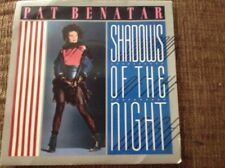 "Pat benatar - shadows of the night - excellent condition uk 7"" vinyl"