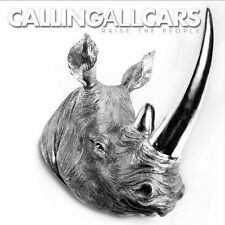 Calling All Cars ‎- Raise the People Vinyl LP NEW