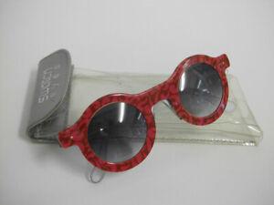 SWATCH Eyes Sonnenbrille mit Wechselrahmen Unisex Vintage 1990er
