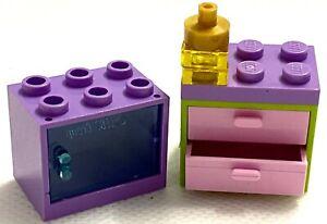 LEGO DRAWERS & CUPBOARD MINIFIGS CITY STARWARS CHILDREN BOYS GIRLS ADULTS TOY