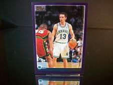 Steve Nash Topps 2000 Card #241 Dallas Mavericks NBA Basketball