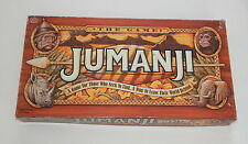 1995 JUMANJI BOARD GAME 100% COMPLETE MB Milton Bradley Great Condition! R10469