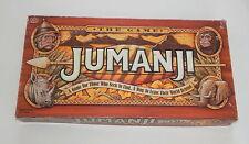 1995 JUMANJI BOARD GAME 100% COMPLETE MB Milton Bradley Great Condition! R10469