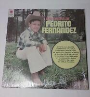 PEDRITO FERNANDEZ LA DE LA MOCHILA AZUL  LP VINYL RECORD ALBUM  RANCHERA