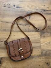Atmosphere Ladies Brown Faux Leather Shoulder Strap Bag