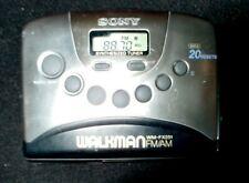 Vintage - Sony Am/Fm Walkman Sports Radio Wm Fx251