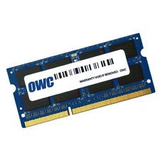 16GB OWC DDR3 SO-DIMM PC3-8500 1066MHz CL7 Dual Channel Kit (2x 8GB)