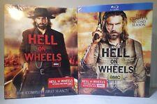 Hell On Wheels Blu-Ray Bundle - Season 1-2