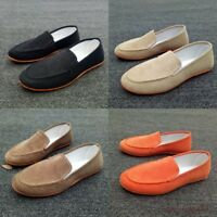 Men's Casual Multi Colors Slip On Flat Loafer Driving Moccasins Comfort Shoes