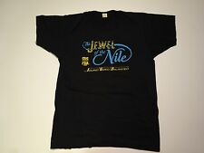 vtg THE JEWEL OF THE NILE T Shirt tee Large SCREEN STARS Unworn NOS movie 80s