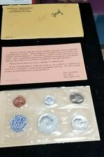 1964 Proof Set With COA ~ Original Envelope ~ US Mint Silver Coins
