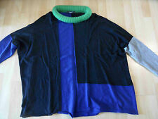 PIANURA Studio chicer Colourblocking Pullover m. festem Kragen EG TOP SJ116