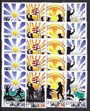 5 x Färöer 2000 Mi.Nr. 368-71 gest. Christianisierung Michel 55,-- EUR