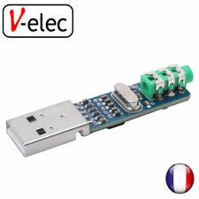 1332# 5V USB Powered PCM2704 Mini Sound Card DAC Decoder Board For PC Computer