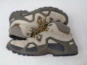 LOWA Climate Control Men's Vento QC Hiking Boots Sz US 11 EU 43.5