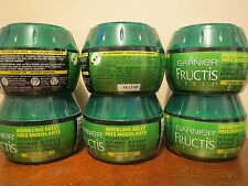 (6) Garnier Fructis Style Fiber Gum Putty Pliable Molding Strong texture 150 ml