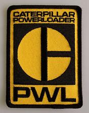 Alien - Aliens Powerloader Uniform Patch Aufnäher PWL Caterpillar  neu