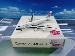 Bigbird Blue angel China Airlines B747-400 B-18215 1:400