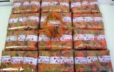 Knitting Yarn Eyelash Big Lot 36 skeins Red Heart Kiss Elf 83yrds Soft!