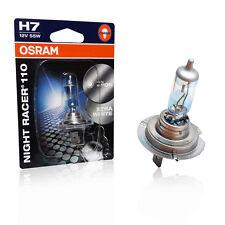 Osram H7 NightRacer Night Racer Motorrad +110% 1 Stück 64210NR1-01B