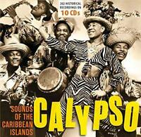 Calypso - Sounds Of The Caribbean Islands - Various (NEW CD SET)