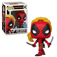 PIAB EXCLUSIVE Marvel 80th Lady Deadpool Pop vinyl funko pop  now in stock