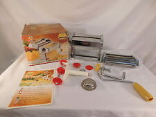 VINTAGE MARCATO ATLAS & PASTABIKE PASTA MACHINE MADE IN ITALY