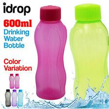 idrop 600ml P-2600 Drinking Water Bottle [ 2pcs Set ]