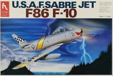 Hobby Craft 1:72 USAF Sabre Jet F-86 F-10 Plastic Aircraft Model Kit #HC1383U