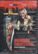 Murder Obsession - Follia Omicida DVD Freda Riccardo Sigillato 8032706211208