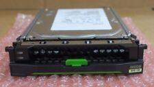 """Fujitsu Primergy 600 GB 15k 3.5"""" SAS 6Gb/s 9FN066-040 En Disco Duro HDD Caddy"""