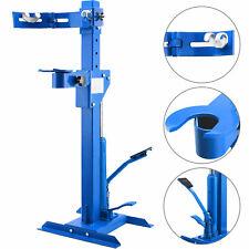 Compresseur de Ressort d'Amortisseur Hydraulique 1T Taille Réglable Bleu