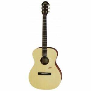 Aria MF200 MAYFAIR OM acoustic guitar MTN Natural