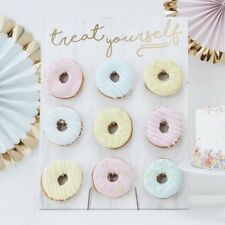 Donut Wall for Baby Showers Bridal Shower Weddings Birthday Party