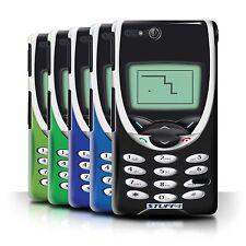 STUFF4 Back Case/Cover/Skin for Sony Xperia Go/ST27i/Retro Phones
