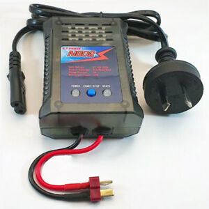 GT Power N802 AC 2A 20W Fast Charger DEANS Plug for NiMh * 4.8v 6.0v 7.2v
