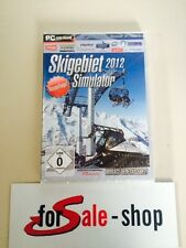 PC Spiel Skigebiet Simulator 2012