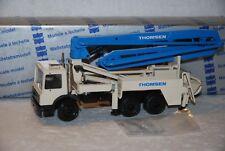 1/50 Conrad Truck Pump Mack 3 Axles