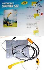 HDJ PATROL LAND L200 PAJERO POMPE A EAU+DOUCHETTE 12V 12L/MN! UNE DOUCHE PARTOUT