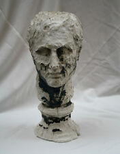 BUST OF A ROMAN  MADE BY TONY CURTIS FROM HIS PERSONAL ESTATE