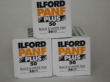 Ilford DELTA Pan F PAN F 50 35mm EXP (confezione da 3)