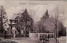 #PIANEZZA: VILLA LEUMANN E PIAZZA TEATRO