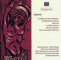 DEBUSSY Le Martyre / Six Epigraphes Antiques / Khamma / La Boite 2CD BRAND NEW