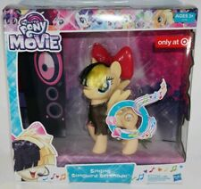 My Little Pony The Movie Singing Songbird SERENADE Sings Bow Lights Up Target