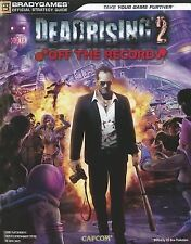 Dead Rising 2: off the Record Official Strategy Guide : Off the Record Official